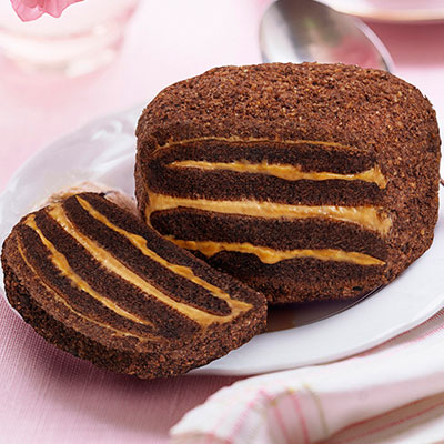 Mini-Kuchen, Rollen